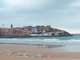 Vistas - Piso en alquiler en calle Ezcurdia, La Arena en Gijón - 372911462