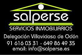 Chalet en alquiler en calle Casco Urbano, Villaviciosa de Odón - 351507827