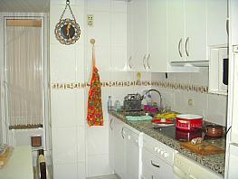 Cocina - Piso en alquiler en calle Cabeza de Vaca, Salamanca - 371239534