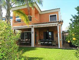 Casa adosada en alquiler en urbanización Guadalmina Alta, San Pedro de Alcántara - 377398018