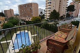 Terraza - Ático-dúplex en alquiler en calle Montemayor, El Pinillo en Torremolinos - 334040173