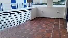 Terraza - Apartamento en alquiler en calle Espiga, Torrequebrada en Benalmádena - 354187273