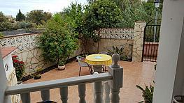 Patio - Casa adosada en alquiler en calle Mayo, El Pinillo en Torremolinos - 361134772