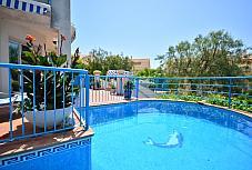 Piscina - Villa en venta en calle Lucero, Arroyo de la Miel en Benalmádena - 225284794