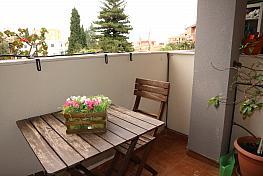 Terraza - Piso en venta en calle Padre Vicente Cabanes, Parc Central en Torrent - 261924989