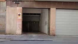 Fachada - Parking en alquiler en calle Esperanto, Valls - 275843227