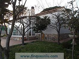 Fachada - Chalet en venta en calle Les Heures, Vidreres - 380159799