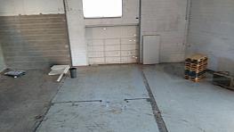 Planta baja - Nave industrial en alquiler en calle Sant Joan, San Antonio-San Roque-Can Costa-Distrito 4 en Sant Vicenç dels Horts - 257352044