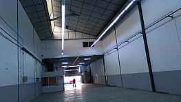 Planta baja - Nave industrial en alquiler en calle Segre, Can Cuias en Montcada i Reixac - 398180443