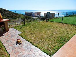 Jardín - Piso en venta en calle Sierra Nevada, Carvajal en Fuengirola - 261440090