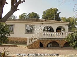 Chalet en venta en calle Villamarchante, Vilamarxant - 257015946