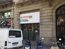 Foto - Local comercial en alquiler en calle Gran Via de Les Corts Catalanes, Eixample dreta en Barcelona - 316154051