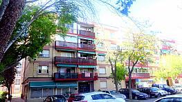 Fachada - Piso en venta en calle San Martin de la Vega, La Estacion en Valdemoro - 266098452