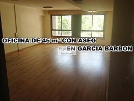 Oficina en alquiler en calle Garcia Barbon, Areal-Zona Centro en Vigo - 377168851