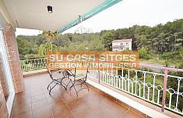 Pis en venda carrer Mercedes Amell, Vallpineda a Sitges - 252930591
