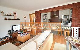 Wohnung in verkauf in calle Mercedes Amell, Vallpineda in Sitges - 252930620