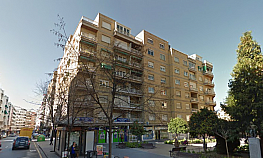 Fachada - Piso en venta en plaza Gran Capitán, Centro en Granada - 290672553