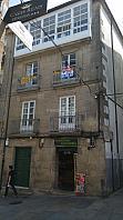 Piso en venta en calle Casas Reais, Santiago de Compostela - 303862931