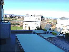 Ático en alquiler en Sant Pau en Valencia - 330383606