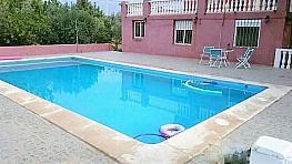 Piscina - Chalet en alquiler en calle Lliria, Llíria - 333691994