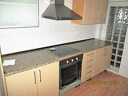 Cocina - Chalet en alquiler en calle Alt de Botigueta, Alt de Botigueta en Llíria - 344846854