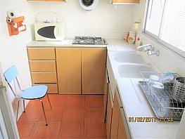 Cocina - Casa adosada en alquiler en calle Nueva, Casco Urbano en Vilamarxant - 390733023