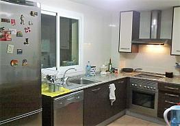 Cocina - Piso en alquiler en calle Truls de Cortina, Centro Urbano en Llíria - 390734666