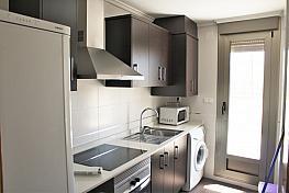 Cocina - Ático en alquiler en calle Duque de Lliria, Centro Urbano en Llíria - 393308106