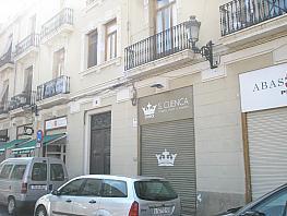 Fachada - Local comercial en alquiler en calle Abastos, El Grau en Valencia - 379790120