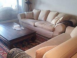 Salon - Apartamento en alquiler en Milla de Oro en Marbella - 277712890