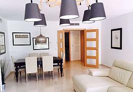 Salon - Apartamento en alquiler en Marbella - 277713772