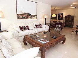 Salon - Apartamento en alquiler en Marbella - 286985959