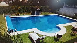 Piscina - Chalet en alquiler en Nueva Andalucía-Centro en Marbella - 397218744