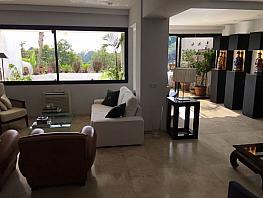 Salon - Dúplex en alquiler en Milla de Oro en Marbella - 397231344