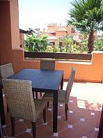 Terraza - Apartamento en alquiler en San Pedro Pueblo en Marbella - 397233117