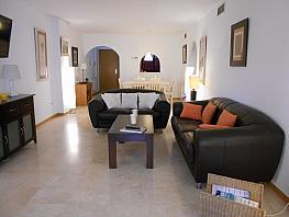 Salon - Apartamento en alquiler en Guadalmina en Marbella - 397234395