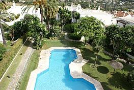 Piscina - Apartamento en alquiler en Nueva Andalucía-Centro en Marbella - 397235769