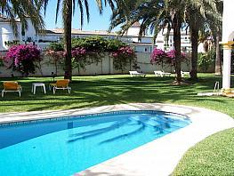 Exterior - Chalet en alquiler en Nueva Andalucía-Centro en Marbella - 397236411