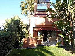 Calle - Casa adosada en alquiler en Nagüeles Alto en Marbella - 397236900