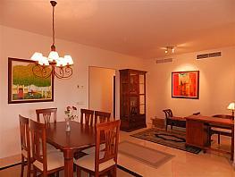 Salon - Apartamento en alquiler en San Pedro Pueblo en Marbella - 397237071