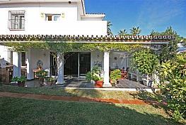 Exterior - Chalet en alquiler en Nueva Andalucía-Centro en Marbella - 397237776