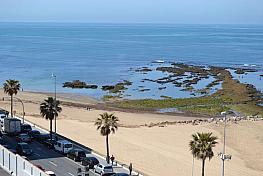 Vistas - Piso en venta en calle Condesa Villafuente Bermejo, Playa Stª Mª del Mar - Playa Victoria en Cádiz - 281918185