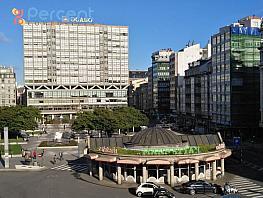 Foto - Piso en alquiler en plaza De Pontevedra, Ensanche en Coruña (A) - 397682116