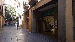 Fachada - Local en alquiler en calle D'en Pujol, Centre en Mataró - 310892300