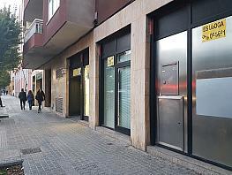 Fachada - Local en alquiler en calle Cami del Mig, Eixample en Mataró - 344836708