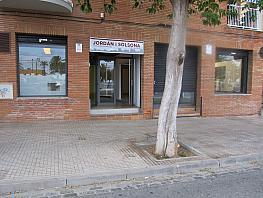 Fachada - Local en alquiler en calle Maresme, Centre en Mataró - 383772524