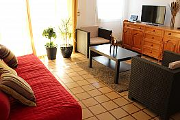 Salón - Piso en alquiler en calle Turisme, Calella - 387593445