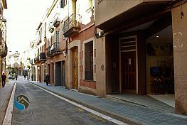 Fachada - Local en alquiler en calle De Valldeix, Centre en Mataró - 401265927