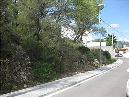Terreno en venta en California en Canyelles - 309850981