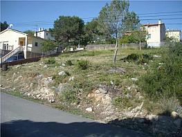 Grundstück in verkauf in Les palmeres in Canyelles - 309851011